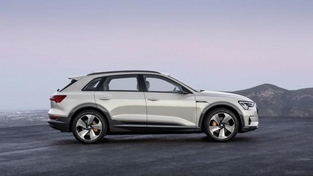 Новинка от Audi – электрический кроссовер