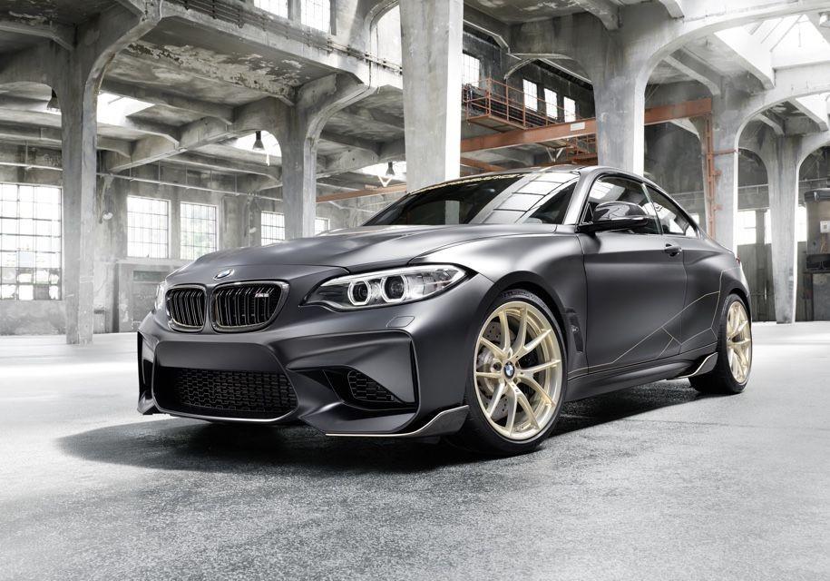 Презентация концепт-кара M Performance Parts от BMW