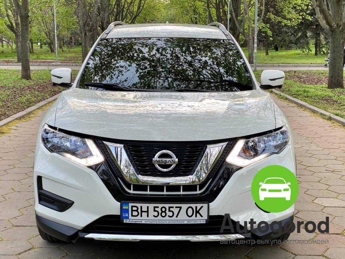 Авто Nissan                                         Rogue Бензин фото 2