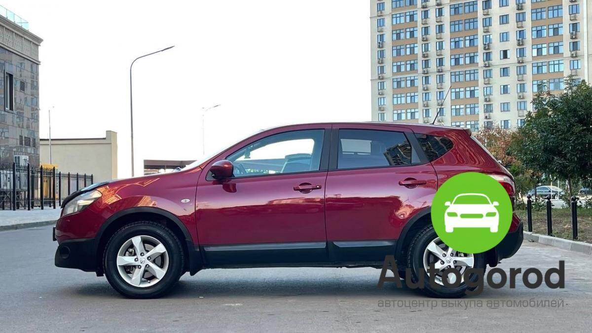 Авто Nissan                                         Qashqai кпп Автомат фото 3
