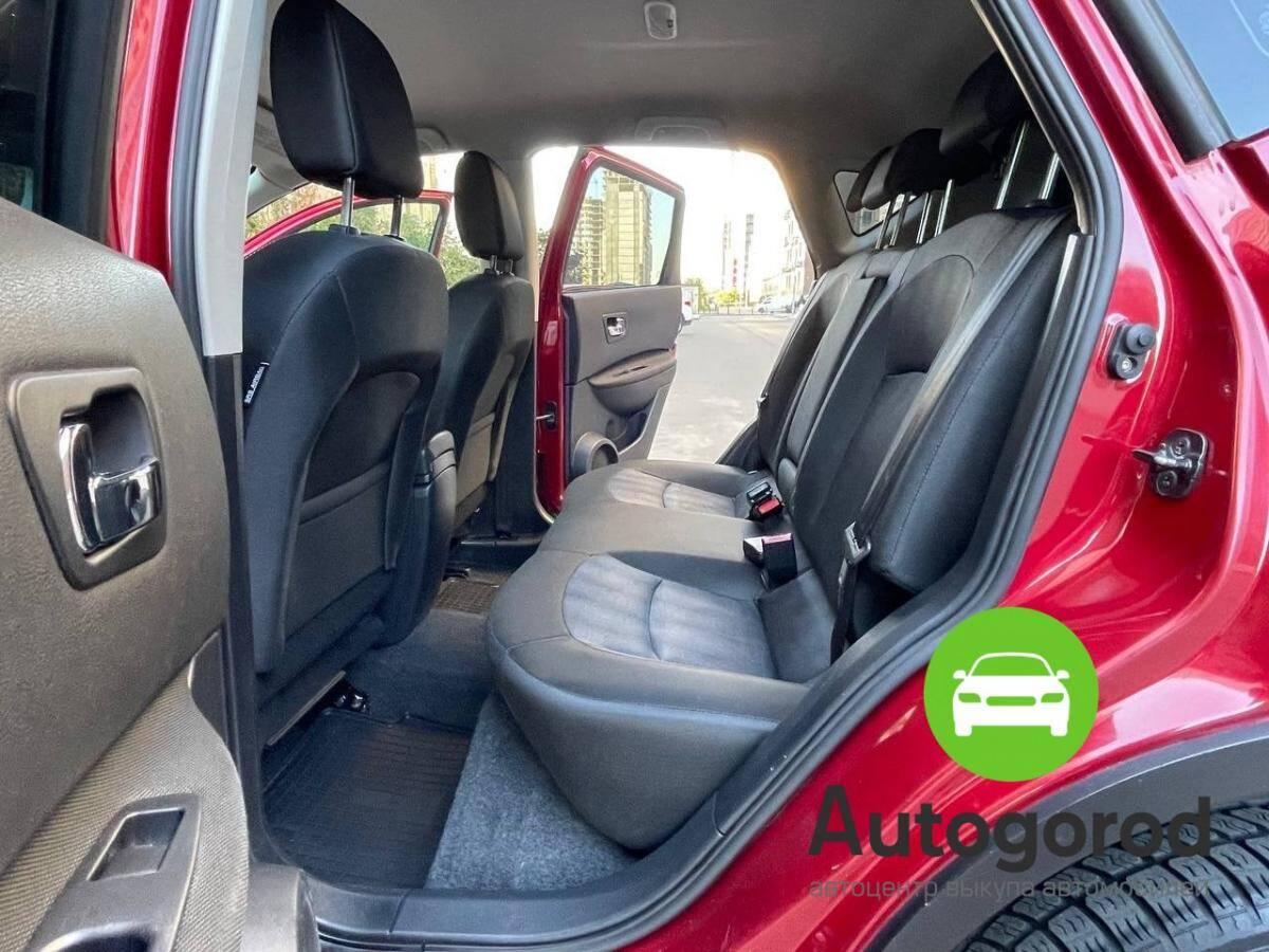 Авто Nissan Qashqai                                         2012 года фото 11