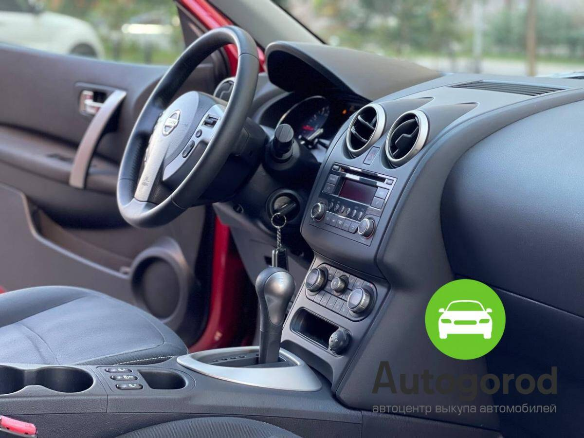 Авто Nissan Qashqai                                         2012 года фото 13