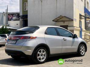 Авто Honda Civic 2008 года фото 11