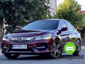Авто Honda Accord 2015 года - фото