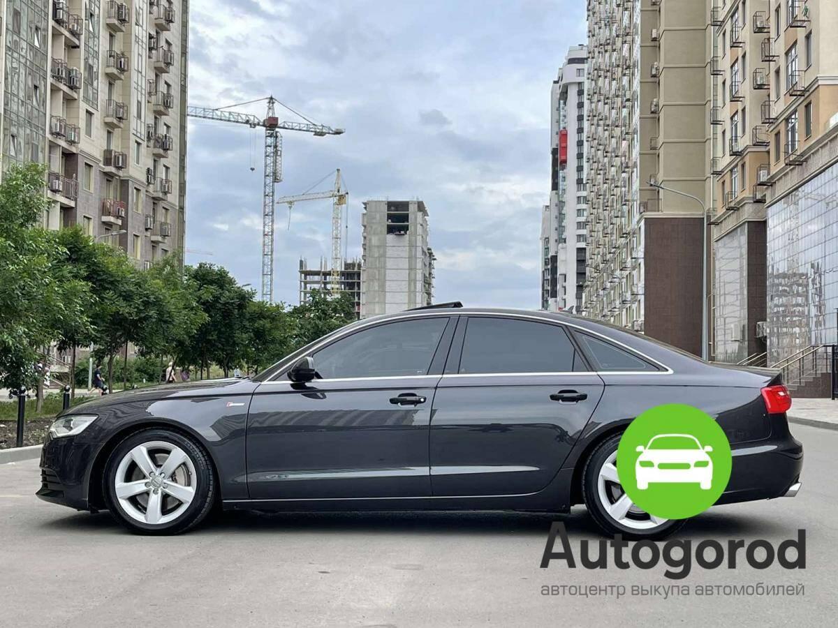 Авто Audi                                         A6 Объем двигателя  фото 1