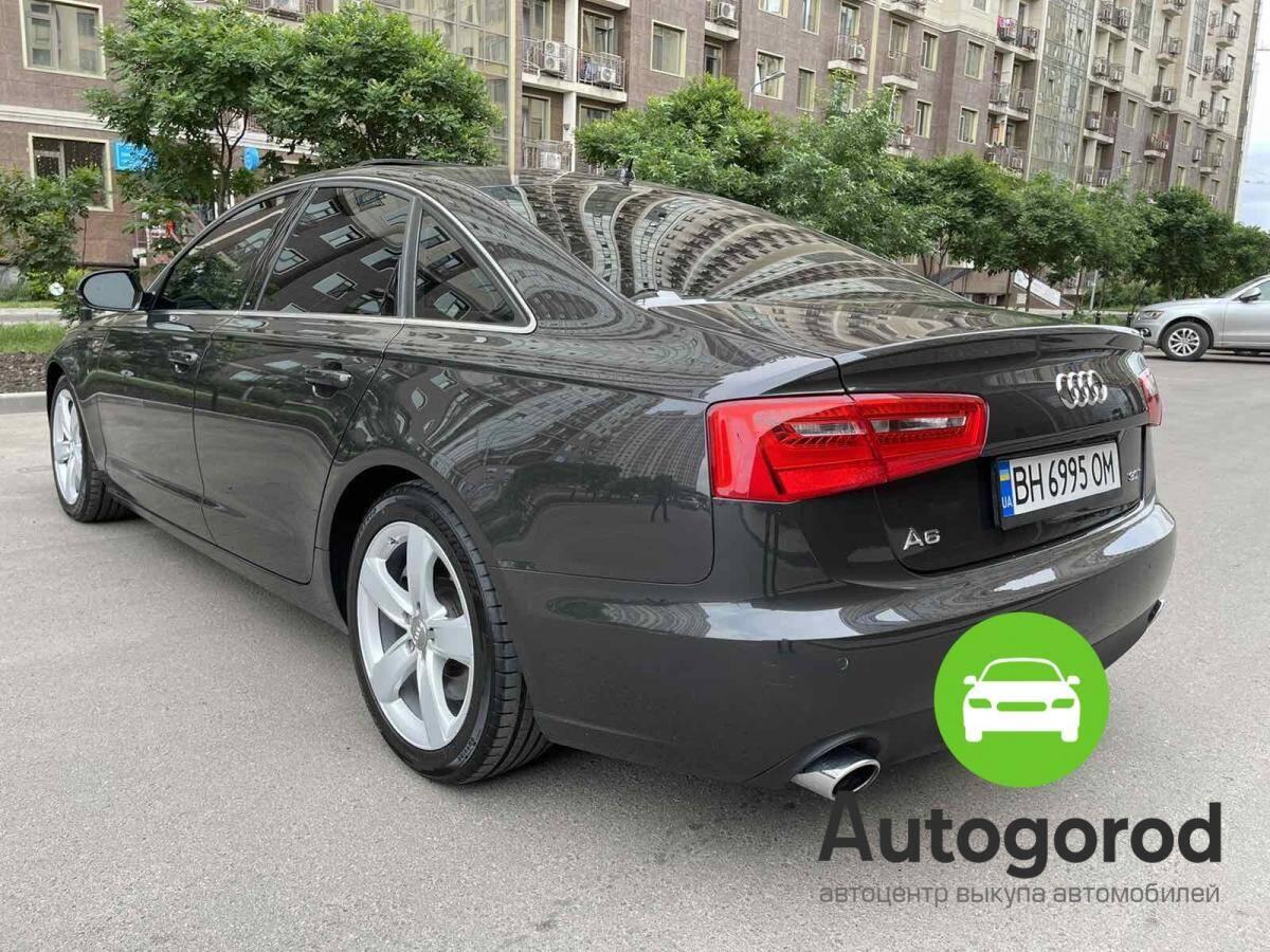 Авто Audi                                         A6 Бензин фото 2