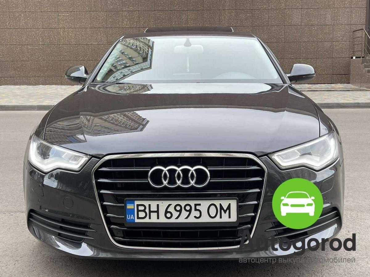Авто Audi A6                                         2012 года фото 7