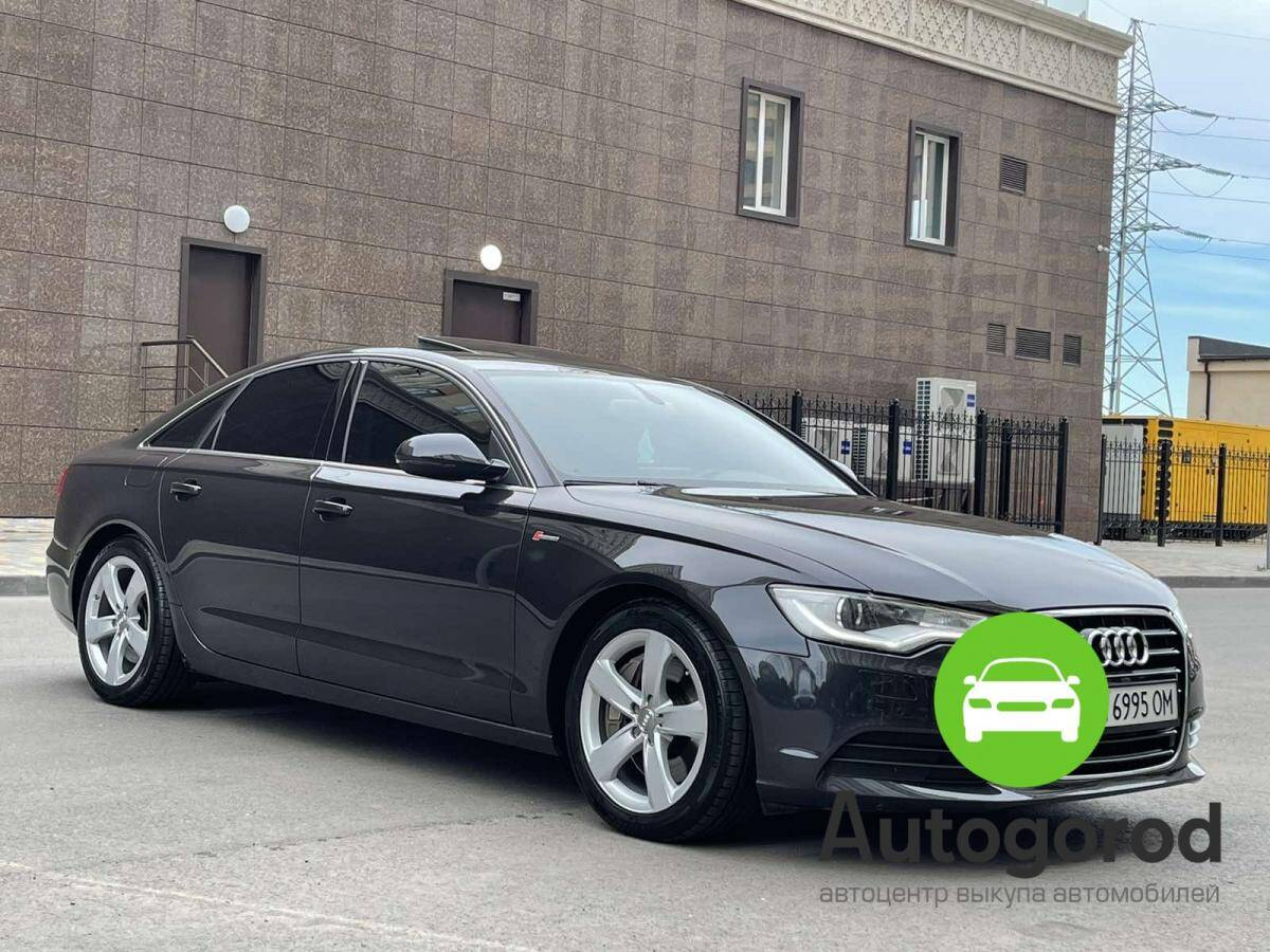 Авто Audi A6                                         2012 года фото 9