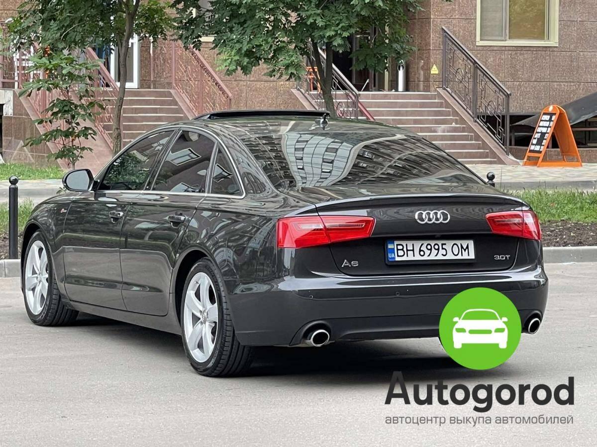 Авто Audi A6                                         2012 года фото 11