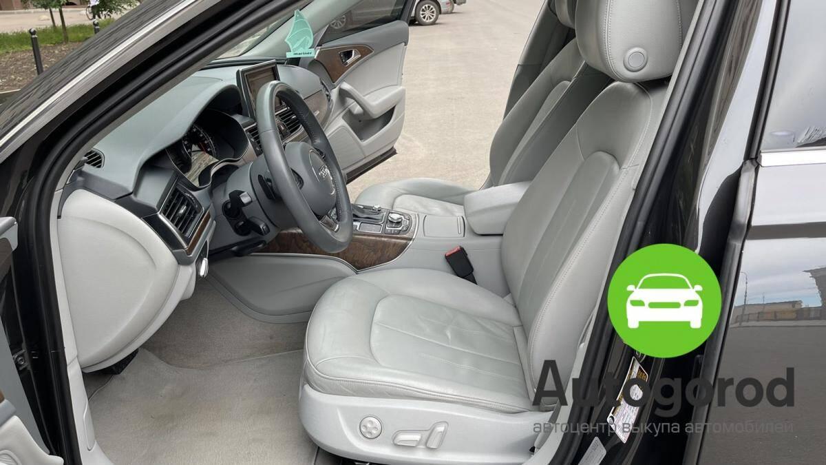 Авто Audi A6                                         2012 года фото 14