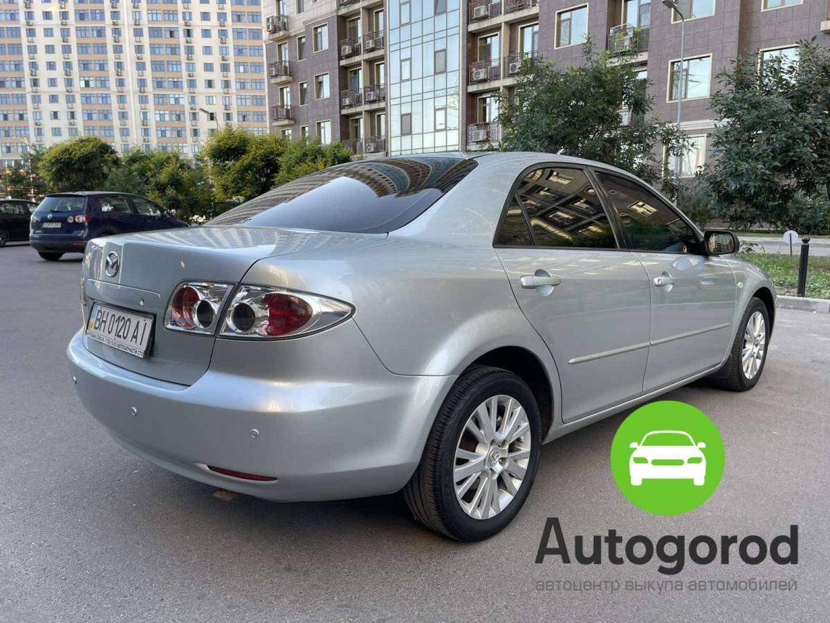 Авто Mazda                                         6 2005 года фото 4