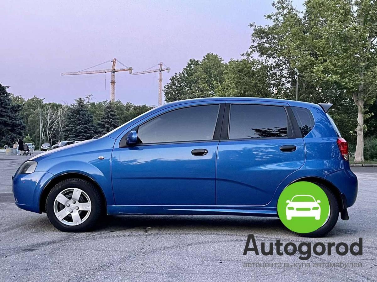 Авто Chevrolet Aveo 2008 года фото 0