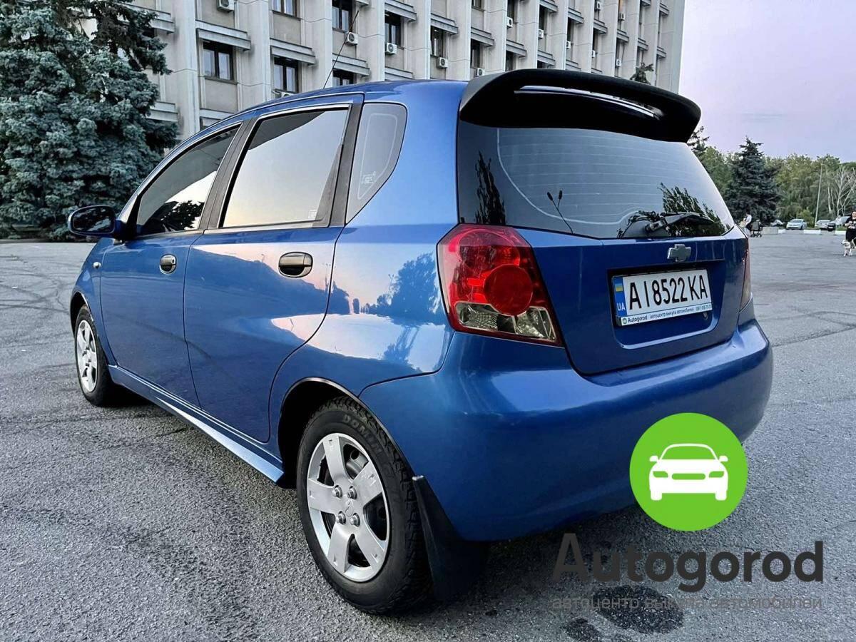 Авто Chevrolet                                         Aveo Объем двигателя  фото 1