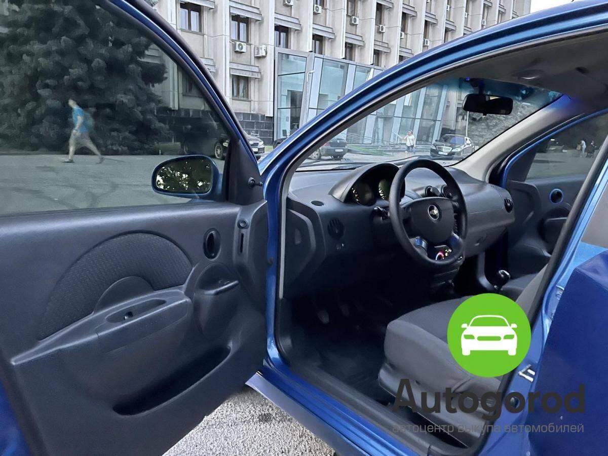 Авто Chevrolet Aveo                                         2008 года фото 7