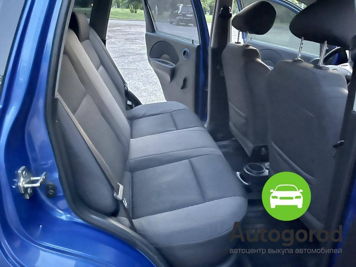 Авто Chevrolet Aveo                                         2008 года фото 12