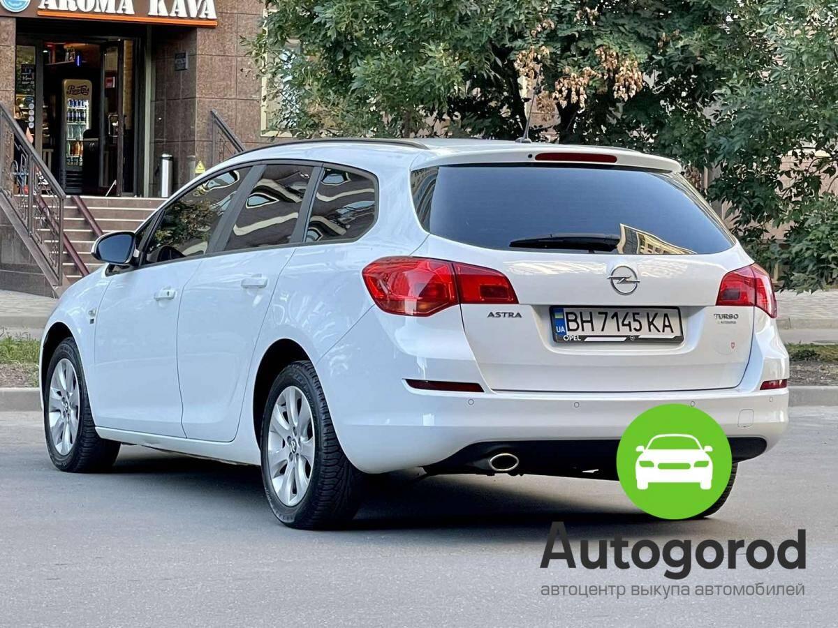 Авто Opel                                         Astra Объем двигателя  фото 1