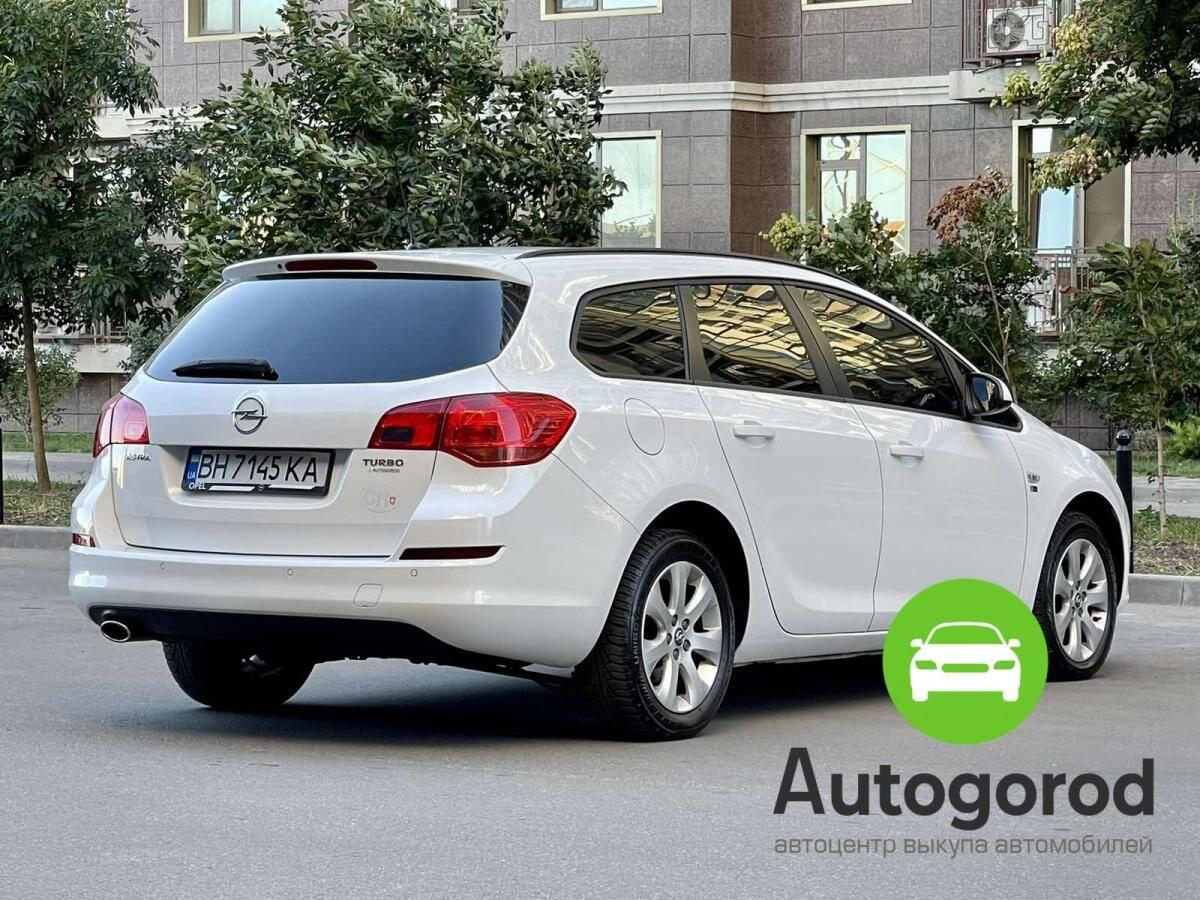 Авто Opel                                         Astra Бензин фото 2