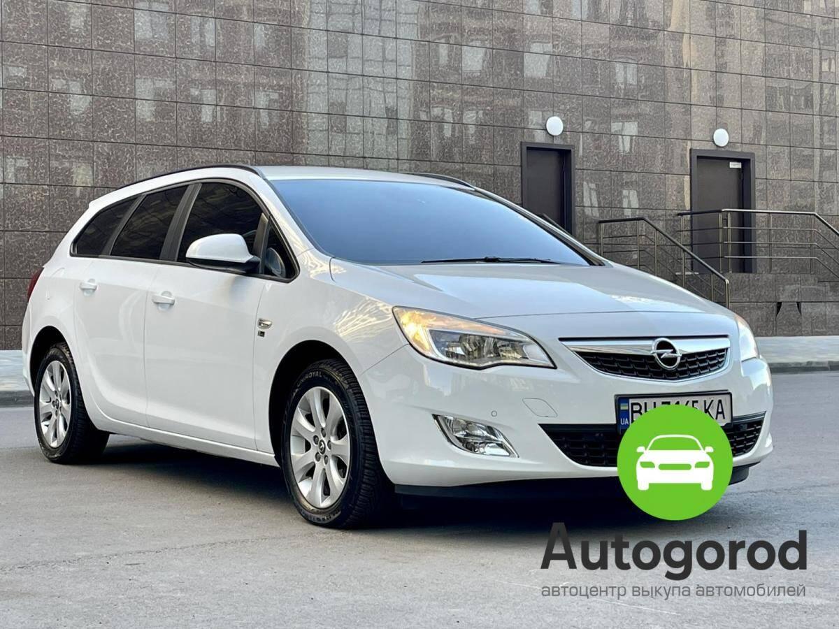 Авто Opel                                         Astra кпп Автомат фото 3