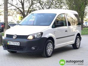 Авто Volkswagen Caddy 2011 года фото 4
