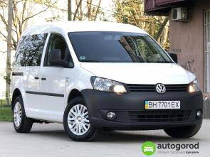 Авто Volkswagen Caddy 2011 года фото 8