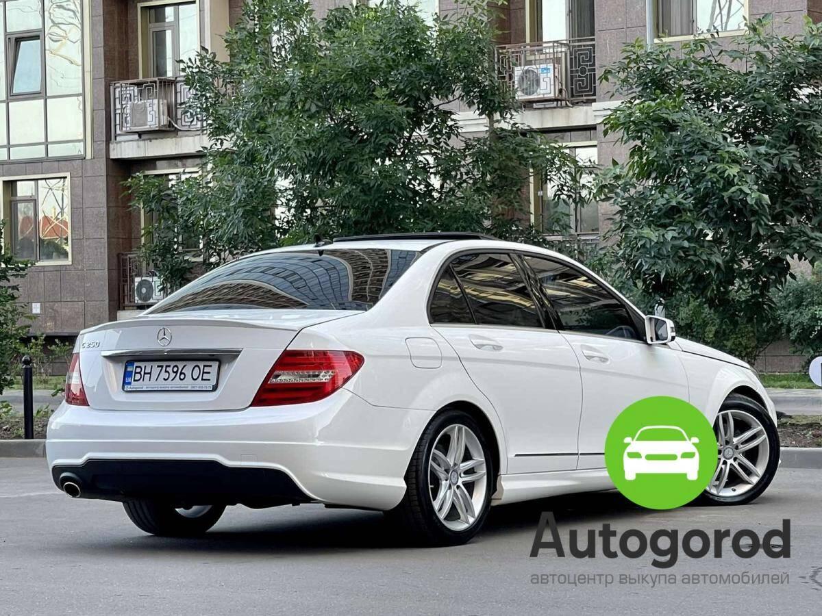 Авто Mercedes-Benz                                         C-class кпп Автомат фото 3