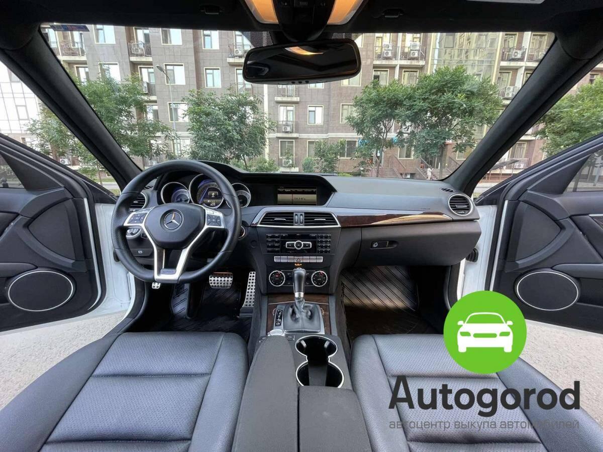Авто Mercedes-Benz C-class                                         2014 года фото 15