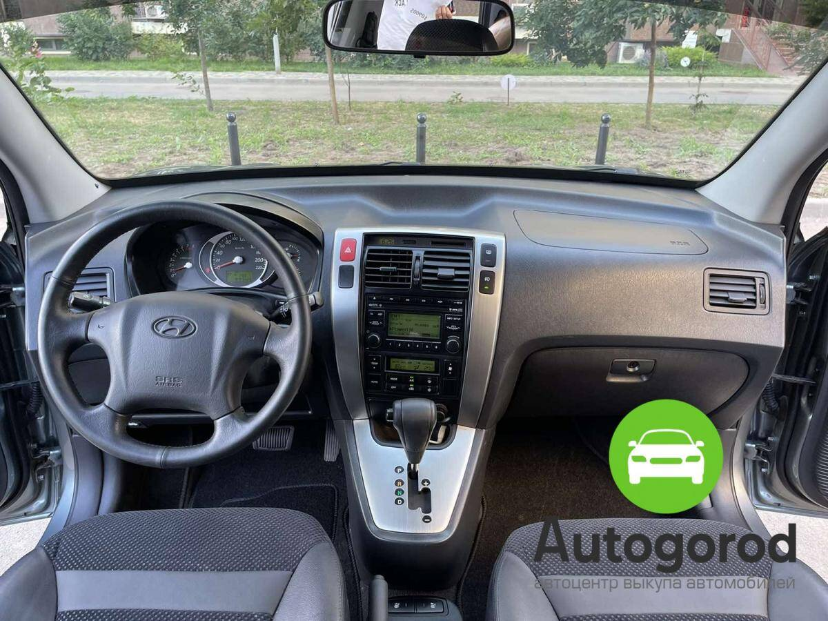 Авто Hyundai Tucson                                         2010 года фото 10