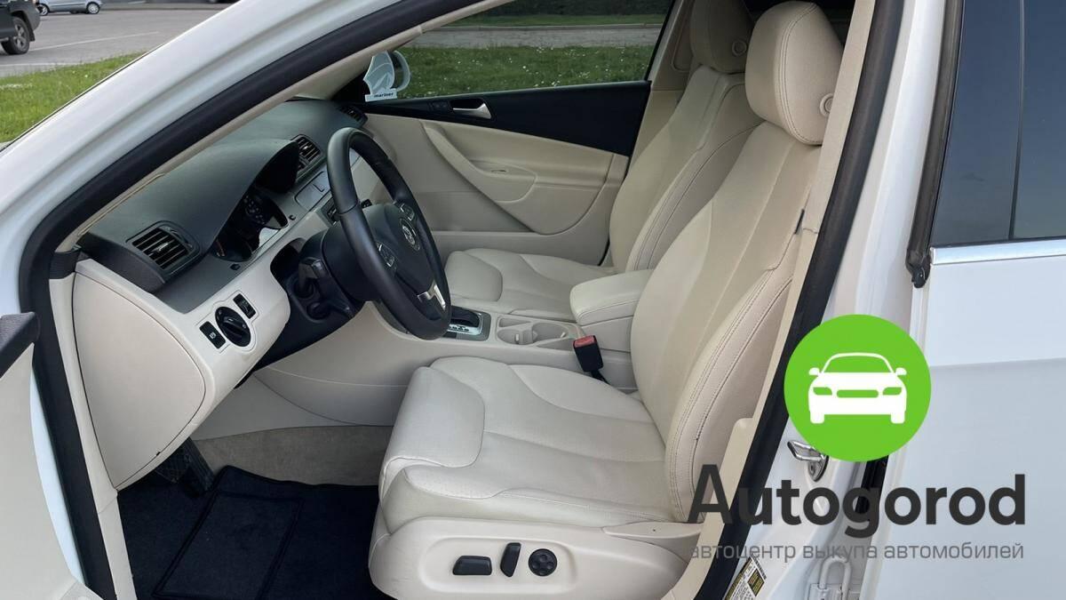 Авто Volkswagen Passat                                         2010 года фото 10