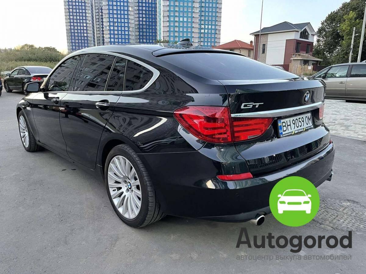 Авто BMW                                         5 series Бензин фото 2