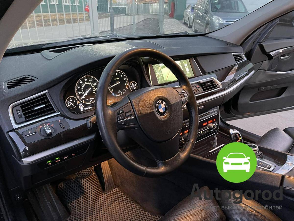 Авто BMW 5 series                                         2013 года фото 8