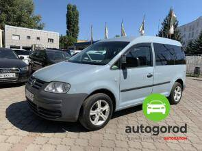 Авто Volkswagen Caddy 2007 года - фото