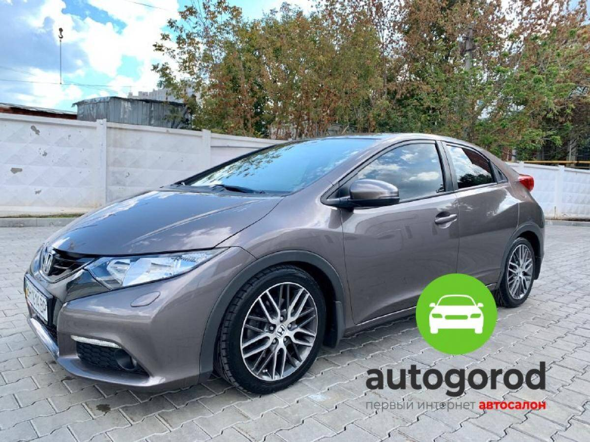 Авто Honda Civic 2012 года фото 0