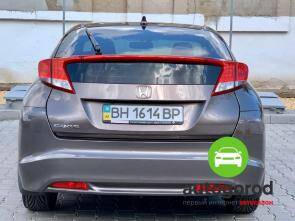 Авто Honda Civic 2012 года фото 4