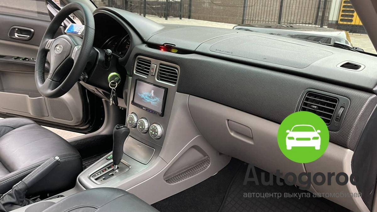 Авто Subaru Forester                                         2007 года фото 14