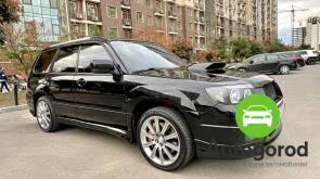 Авто Subaru Forester 2007 года - фото