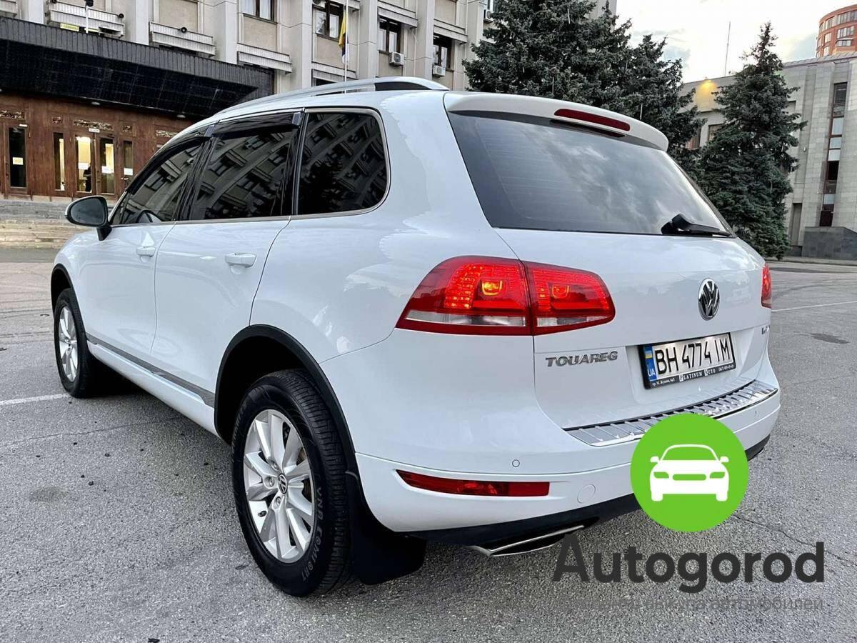 Авто Volkswagen                                         Touareg Дизель фото 2