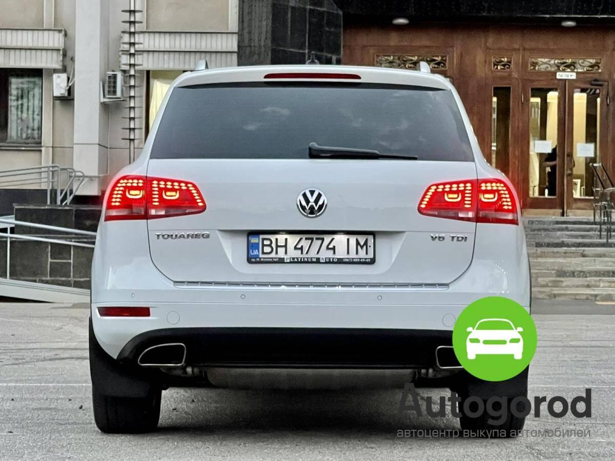 Авто Volkswagen                                         Touareg кпп Автомат фото 3