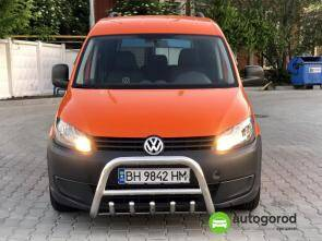 Авто Volkswagen Caddy 2011 года фото 11