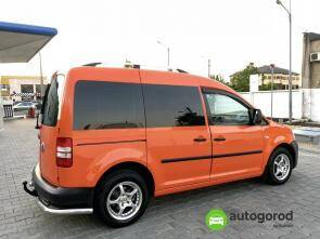 Авто Volkswagen Caddy 2011 года фото 13