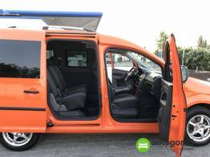 Авто Volkswagen Caddy 2011 года фото 17