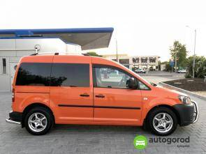 Авто Volkswagen Caddy 2011 года фото 24