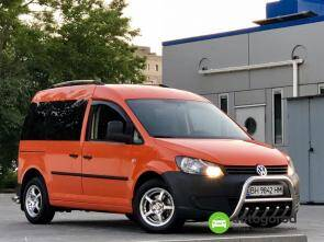 Авто Volkswagen Caddy 2011 года фото 25