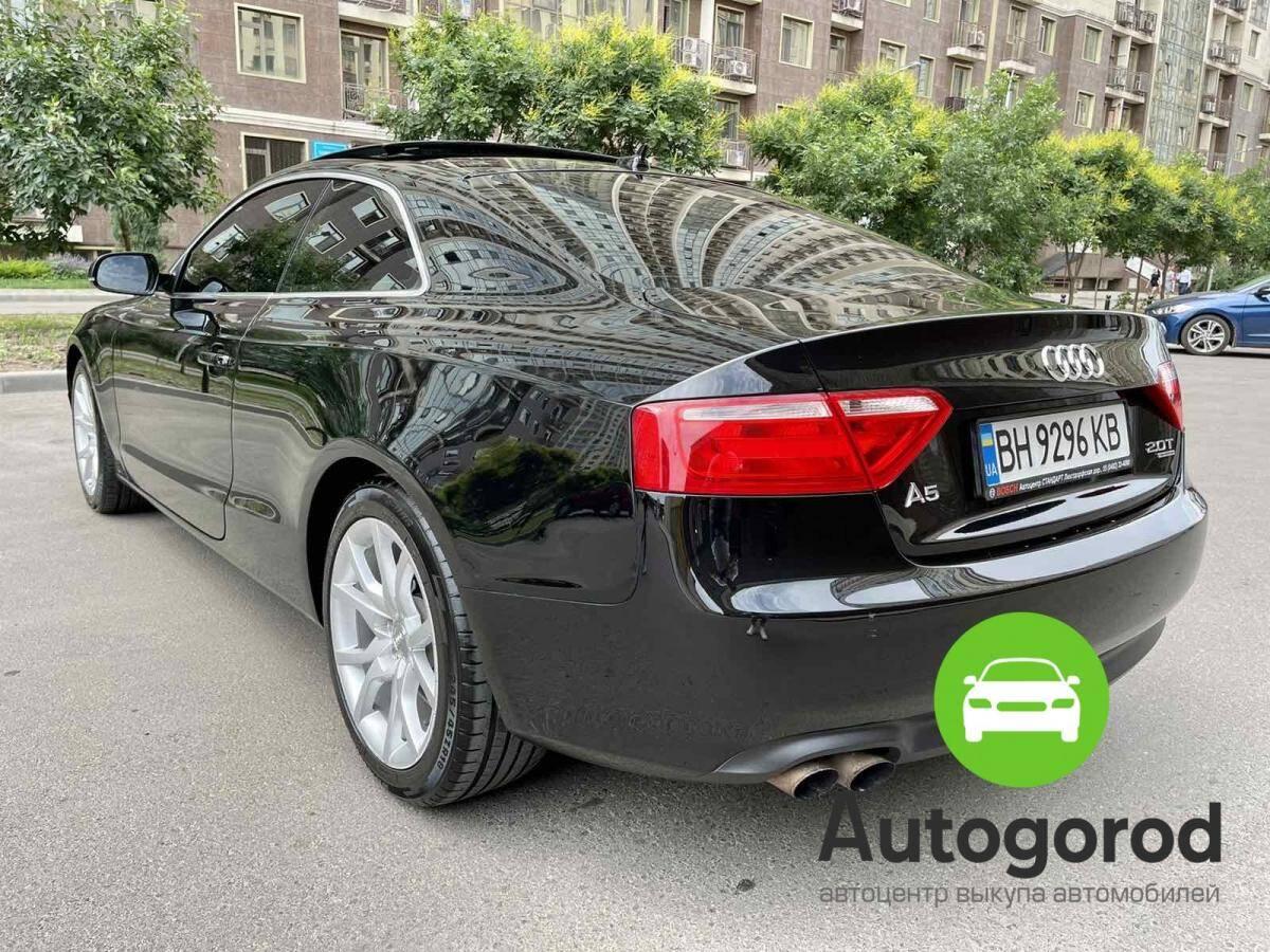Авто Audi                                         A5 Бензин фото 2