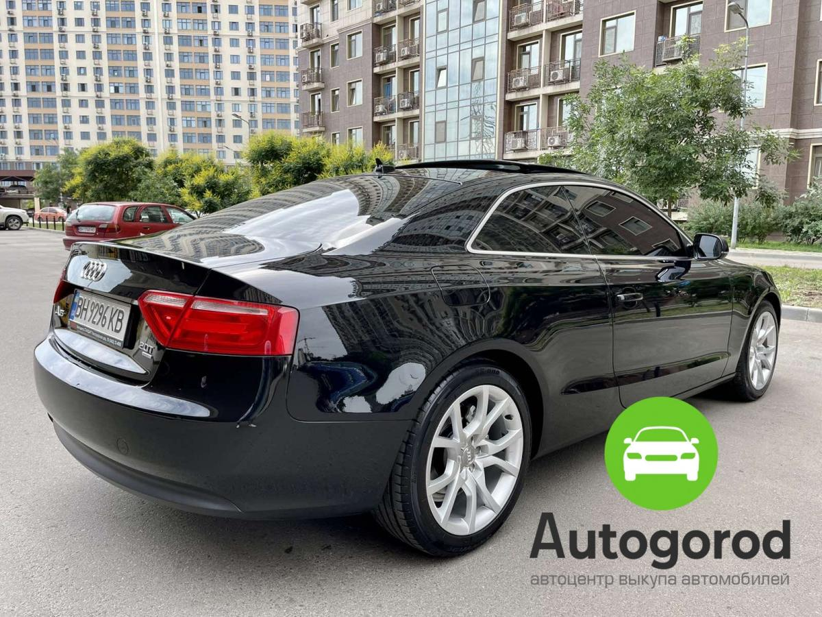 Авто Audi A5                                         2010 года фото 5