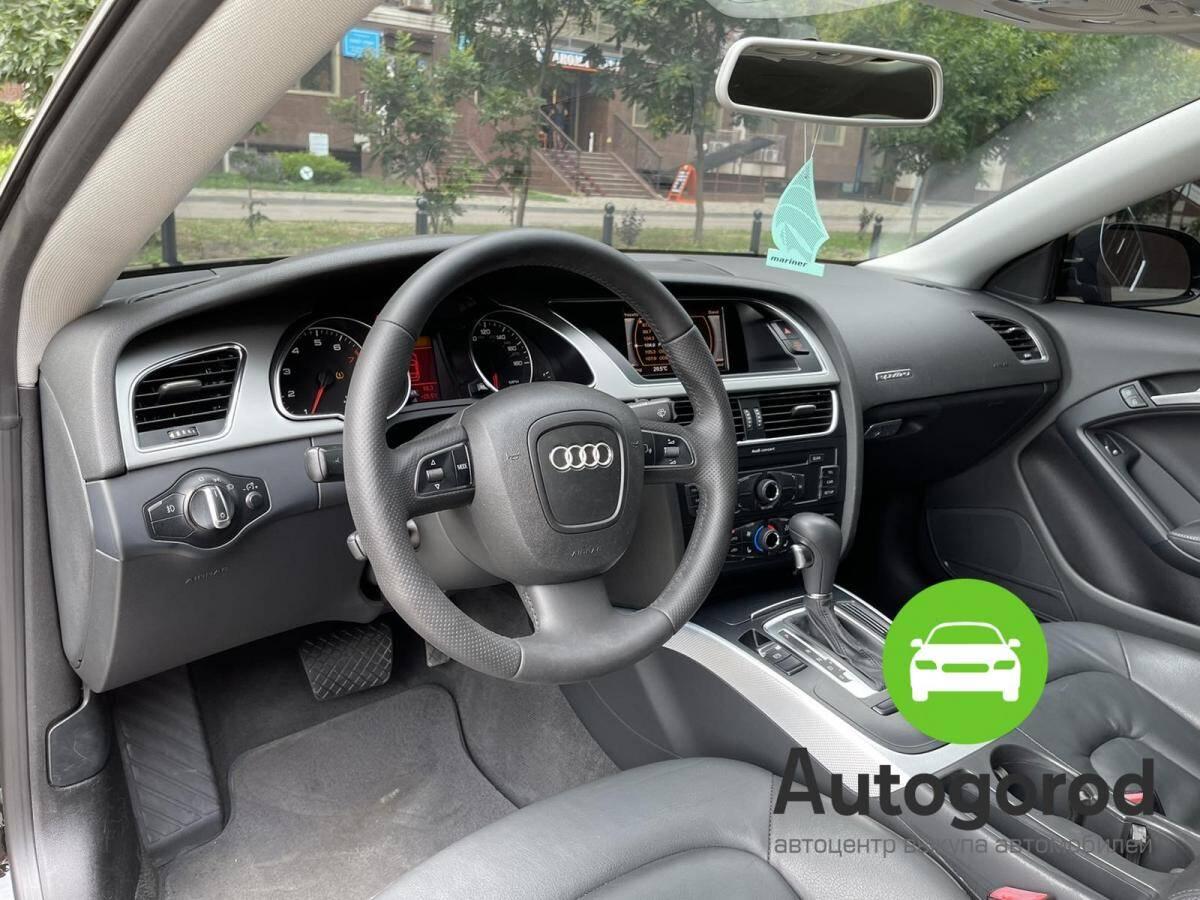 Авто Audi A5                                         2010 года фото 9