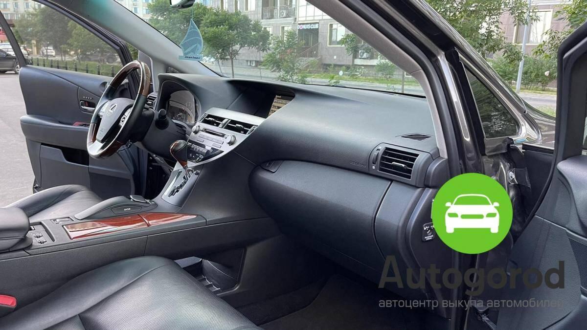 Авто Lexus RX                                         2010 года фото 13