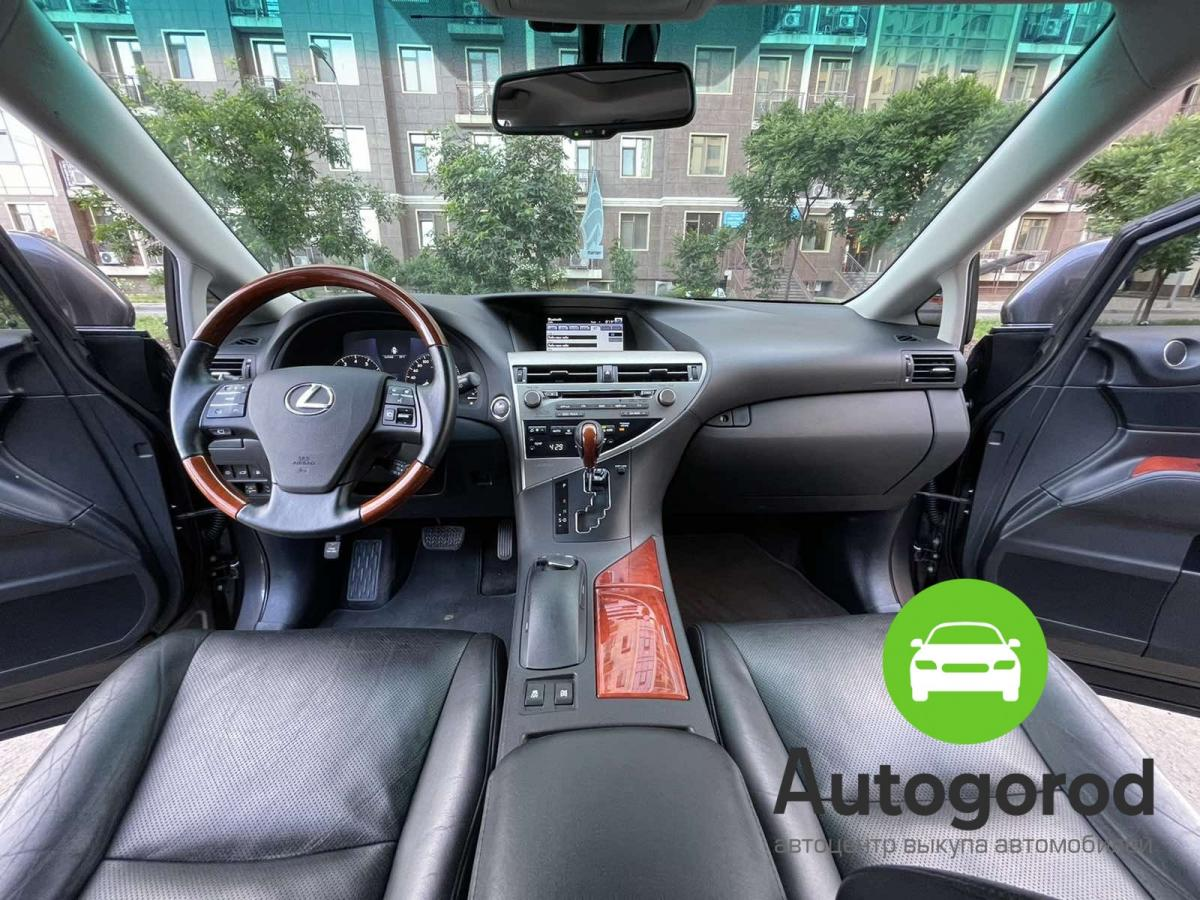 Авто Lexus RX                                         2010 года фото 17