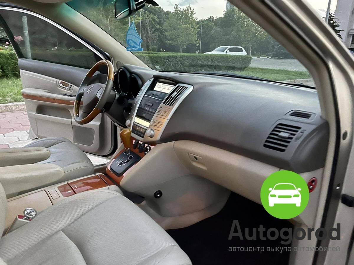Авто Lexus RX                                         2007 года фото 11