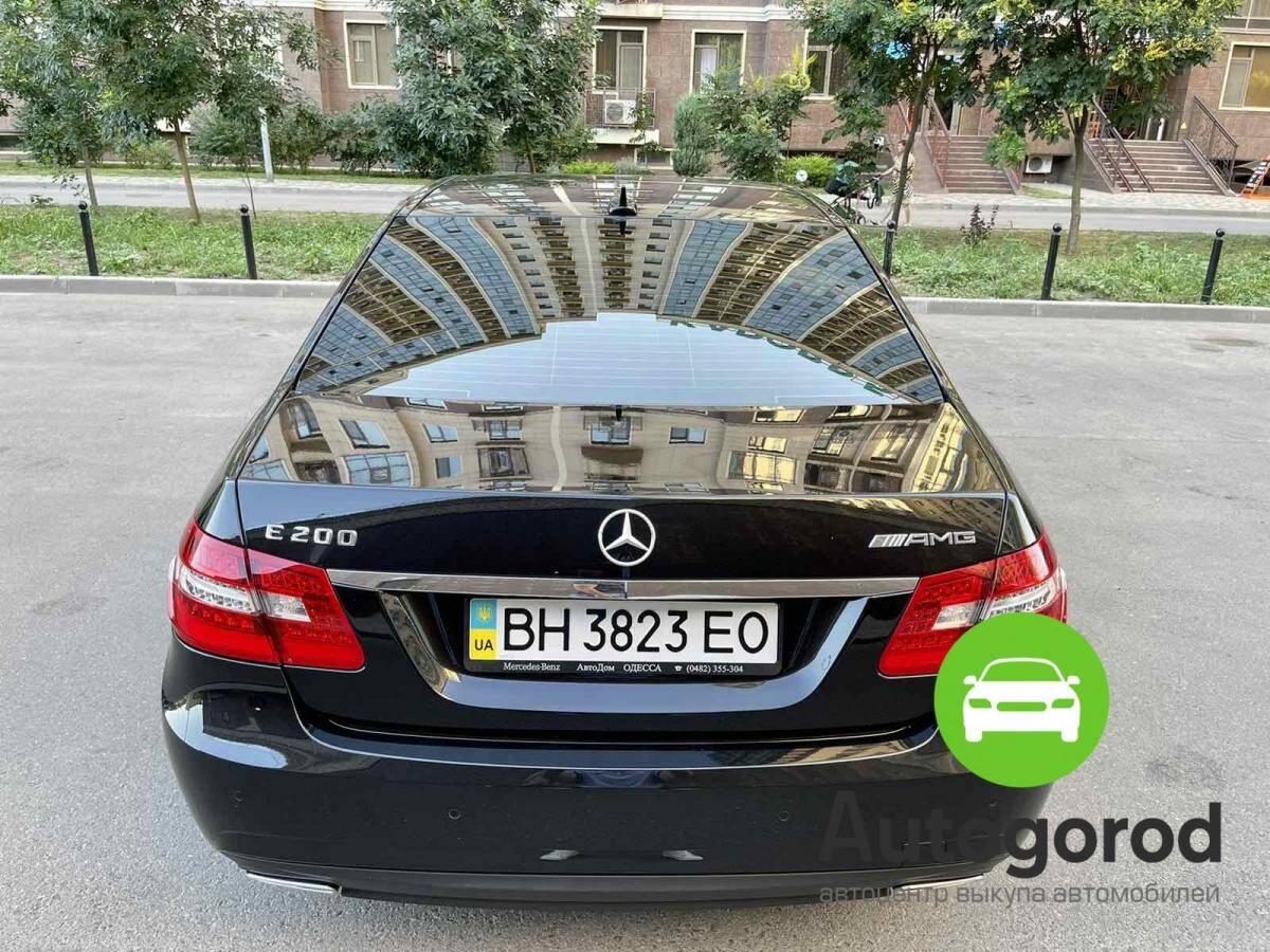 Авто Mercedes-Benz                                         E-class 2013 года фото 4