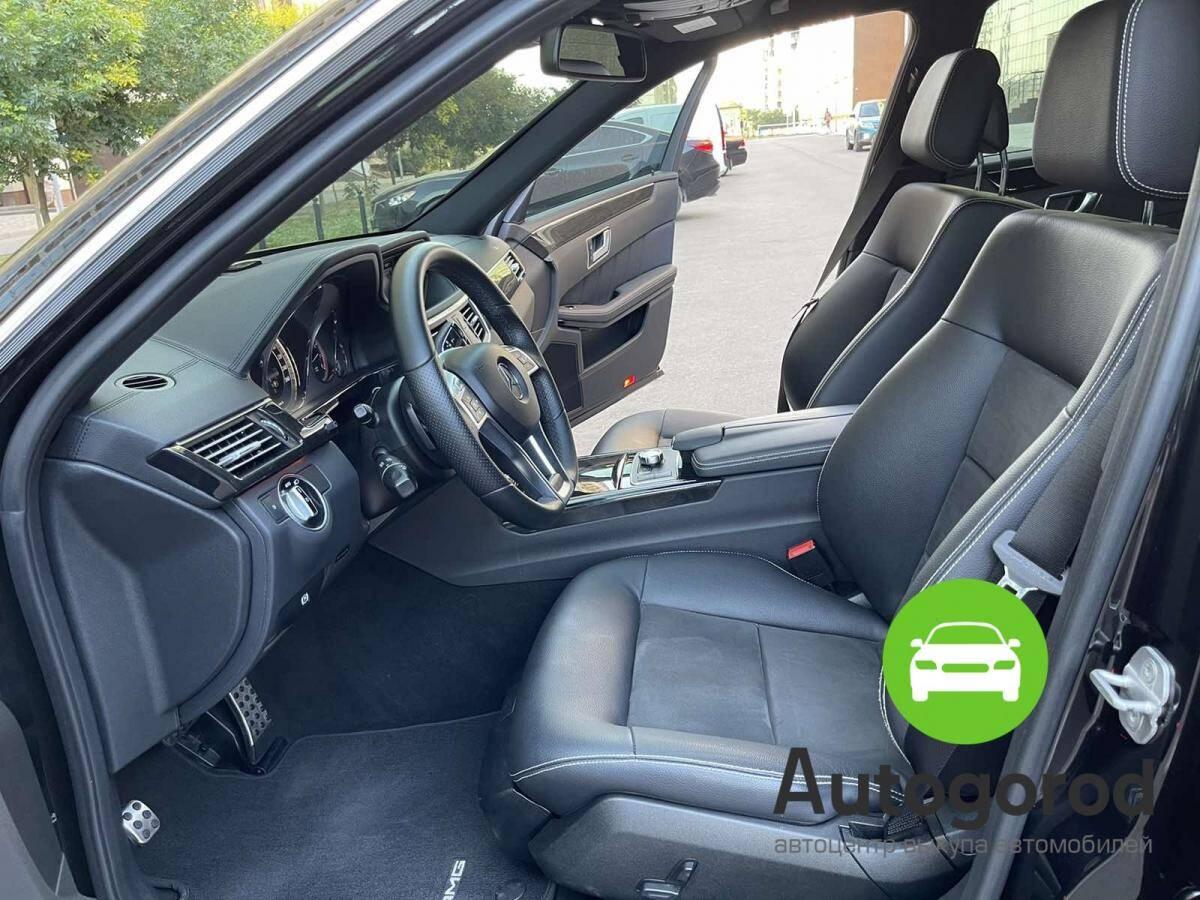 Авто Mercedes-Benz E-class                                         2013 года фото 11